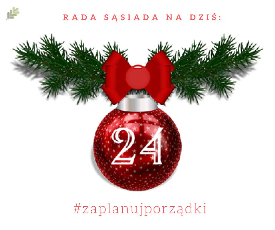 Dobra rada sąsiada cz. 30 #świąteczneporządki